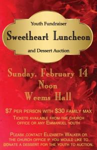 Sweetheart-Banquet